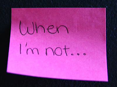 when-im-not-postit